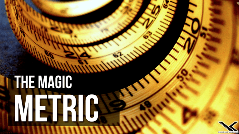 The Magic Metric